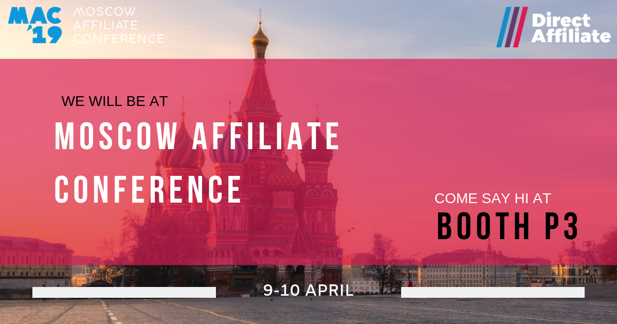 Direct Affiliate Will Be At MAC 2019  Meet our team